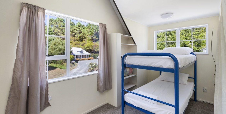Bunk bed area